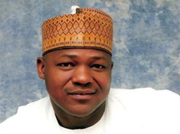 The Bill's sponsor, Rt. Hon. Yakubu Dogara